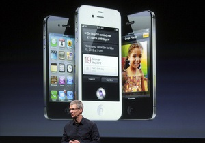 iPhone 4S не впечатлил поклонников Apple