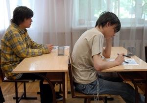 В 2011 году абитуриенты смогут сдать тест по русскому языку