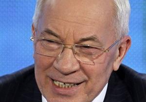 Азаров начал встречу с Медведевым, речь зашла о газе