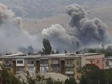 Россияне разбомбили несколько грузинских сел