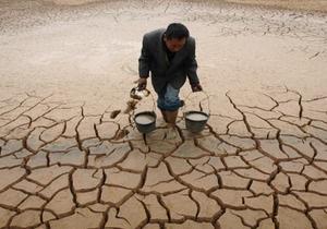 Китай может лишиться трети урожая пшеницы из-за засухи