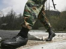 Россия направила миротворцев в зону грузино-абхазского конфликта