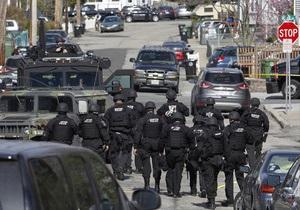 Теракты в Бостоне - операция по поимке Джохара Царнаева