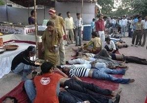 В давке в Индии погибли более 100 человек