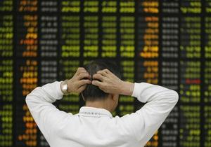 Украинские рынки открылись значительным падением индексов