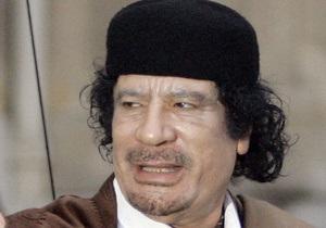 Каддафи обратился с письмом к властям США