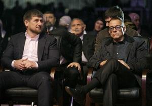 Ван Дамм снова приехал в Грозный и поужинал с Кадыровым