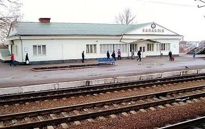 В Балаклее восстановлено движение поездов