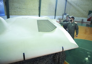 США потребовали от Ирана вернуть беспилотник