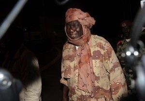 В одной из африканских стран совершен государственный переворот
