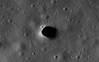 На Місяці знайшли підземні тунелі