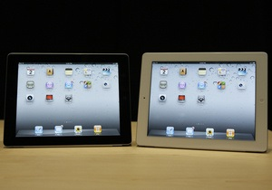 Сегодня в Украине стартуют продажи iPad 2