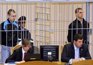 Обвиняемых в теракте в минском метро приговорили к расстрелу
