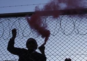 Забастовка машинистов привела к беспорядкам на вокзале в столице Аргентины
