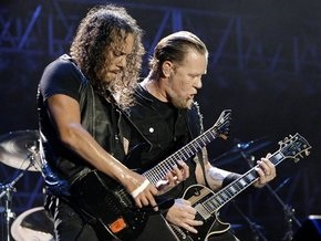 Metallica объявила о мировом турне