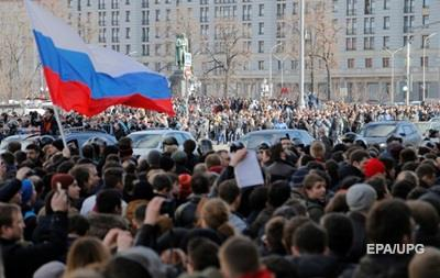 Путин испугался повторения «Евромайдана» в Российской Федерации после антикоррупционных митингов