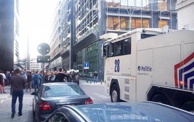 Под посольством Турции в Брюсселе произошли беспорядки, есть раненые