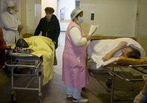 Двое пострадавших в резонансном ДТП в центре Ивано-Франковска находятся в тяжелом состоянии