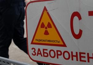 В Луганской области задержали грузовик с радиоактивным кирпичом из Италии