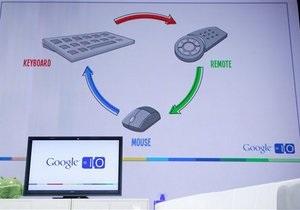 Google представила свою телевизионную платформу