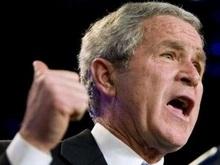 Буш продлил на год санкции в отношении Ирана
