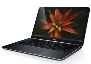 Обзор - ноутбук - Dell XPS 13