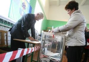 Избиркомы Черкасс, Ровно и Симферополя назвали имена новых градоначальников (обновлено)