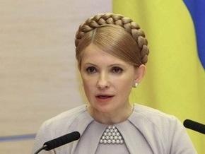 Тимошенко: Должность премьера подобна электрическому стулу