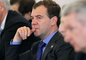 Медведев считает нужным подумать, не пора ли отказаться от самолетов Ту-154