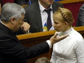 Ехануров рассказал, когда у них с Тимошенко возникла  неувядающая любовь