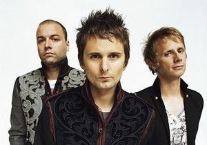 В мае в Киеве выступит группа Muse