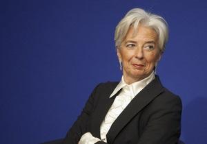 Глава МВФ призвала членов еврозоны дать Греции еще два года