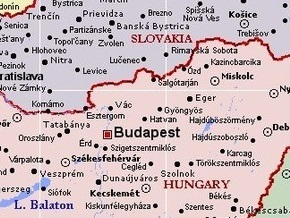 Посольство Словакии в Будапеште забросали бутылками с зажигательной смесью