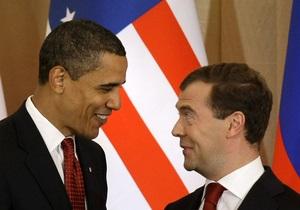 Медведев и Обама обсудят договор о СНВ в Копенгагене