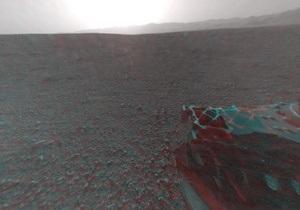 Кьюриосити сделал первый снимок Марса высокого разрешения
