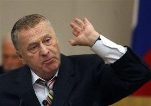 Зюганова и Жириновского зарегистрировали кандидатами в президенты РФ