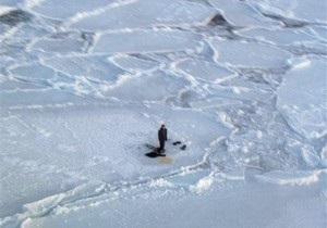 В Финском заливе спасли более 200 рыбаков с отколовшейся льдины