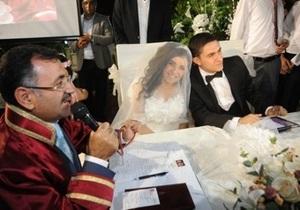 В Турции свадьбу сыграли в сервисе Twitter