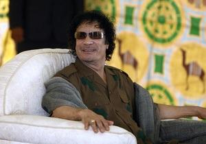 Каддафи предлагает разделить Нигерию на два государства