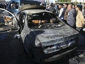 В Багдаде от взрыва бомбы погибло 22 человека
