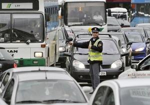 Водителя министра внутренних дел Словении оштрафовали за превышение скорости