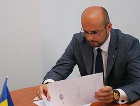 Заммэра Киева Сергей Рудык подал в отставку