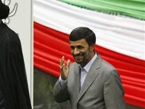 Ахмадинеджад приведен к присяге