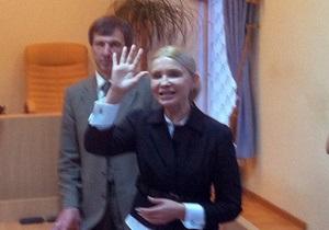 Киреев непреклонен: Тимошенко остается под арестом