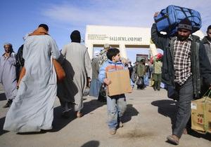 В Ливии закрылись все порты