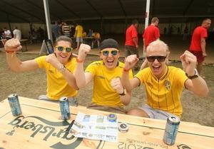 Корреспондент: Варяжская республика. Шведы стали самой многочисленной фан-группой, прибывшей в Украину ради Евро-2012