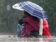 Завтра Украину зальет весенним дождем