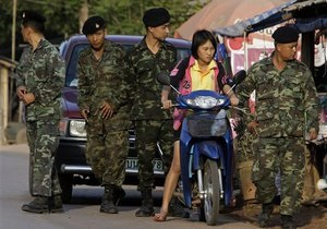 Таиланд депортирует в Лаос беженцев народности хмонг