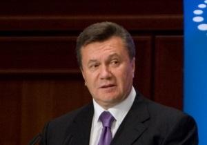 Оппозиция советует Януковичу прослушать усиленный курс географии