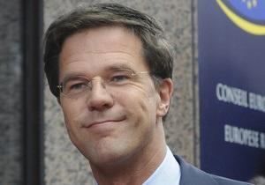 Отставка голландского премьера: Королева назначила дату досрочных выборов